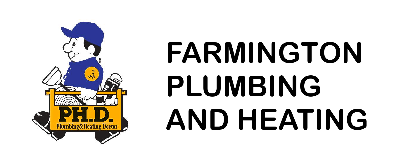 farmington plumbing and heating logo